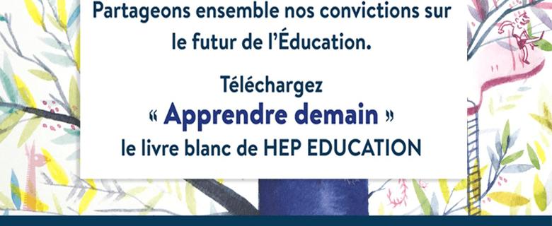 Le Livre Blanc de Paralaxe, le think tank de HEP EDUCATION